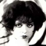 Clara Bow Silent Film Star