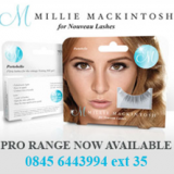 Millie Mackintosh for Nouveau Lashes - from £8.95 at www.nouveaubeautygroup.com