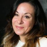 Facialist at Neville Salon, Claire Peters