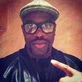 Ugo sporting a Mo for Movember
