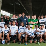 Charity based fitness focus - Ugo with some of the Urban Rugby Squad