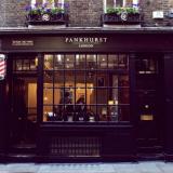 Pankhurst Barbers: 10 Newburgh Street Soho, London, W1F 7RN
