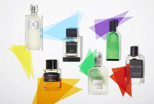 Vetyver Fragrances