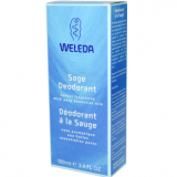 Weleda Sage Deodorant, £8.95 for 100ml, Available at www.weleda.co.uk