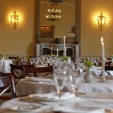 Dining at Hartwell House