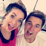 Marcus Butler and Zoella