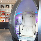 Oxygen Pod at Margaret Dabbs Foot Clinic and Spa