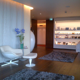 Various skincare brands are available at the Four Seasons London Park Lane Hotel & Spa