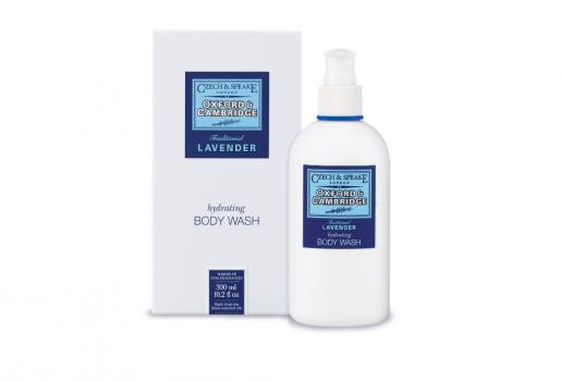 Czech & Speake - Oxford & Cambridge Hydrating Body Wash
